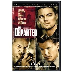The Departed - DVD