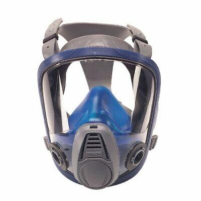 Msa Advantage 3000 Full Face Mask Lot Of 4