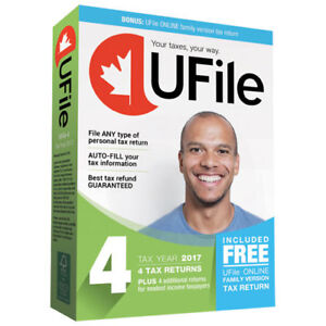 2017 UFILE Tax Software