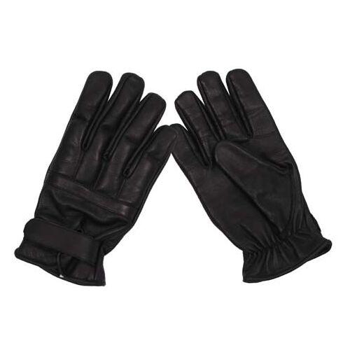 Equestrian équitation gants femme en cuir véritable noir de haute qualité