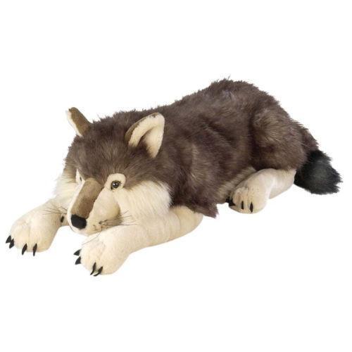 Giant Stuffed Dog Toy