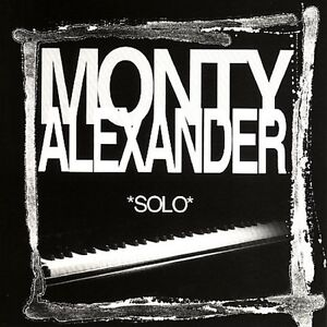 Alexander,Monty - Solo [CD New]
