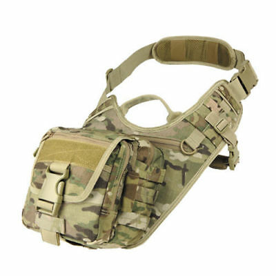 CONDOR 156-008 EDC Tactical MOLLE Bag For Outdoor Hiking Hunting Medic MultiCam