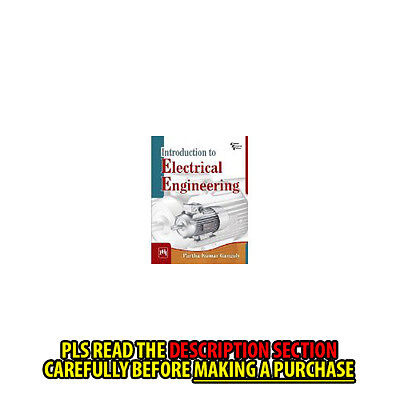 FAST SHIP: Introduction To Electrical Engineering 1E by Ganguly, P