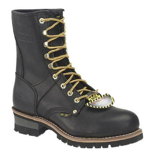Mens Logger Boots 11 Ebay