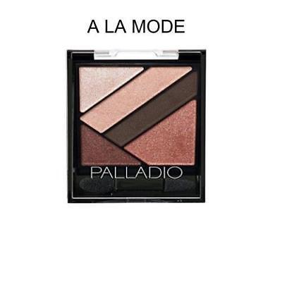 Palladio Silk - Palladio Silk FX Eyeshadow Palette- a la mode
