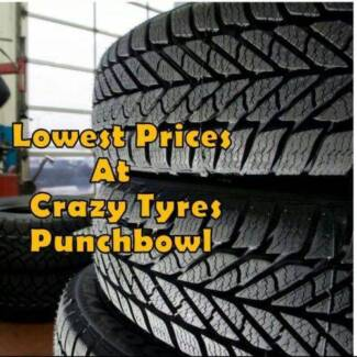 15 inch Second Hand Used Tyre From $20 Each @ Crazy Tyres Lakemba Canterbury Area Preview