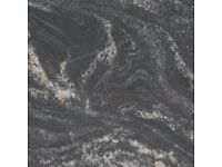Granite Worktop in Black Storm