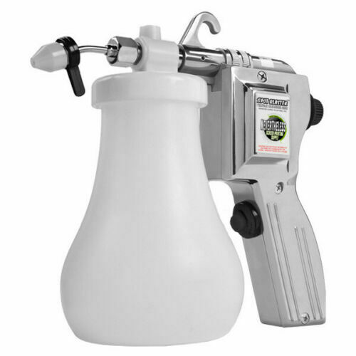 Spot Blaster Textile Spot Cleaning Spray Gun Adjustable adjustable nozzle USA