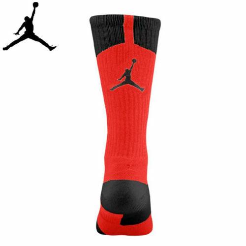 Nike Air Jordan DriFit Elite Basketball Crew Socks Cushion B