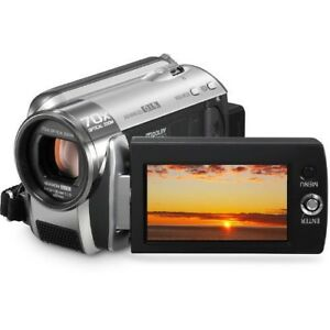 $ 55, FIRM..Panasonic SDR-H80 Video Camera. NEVER USED! MINT!