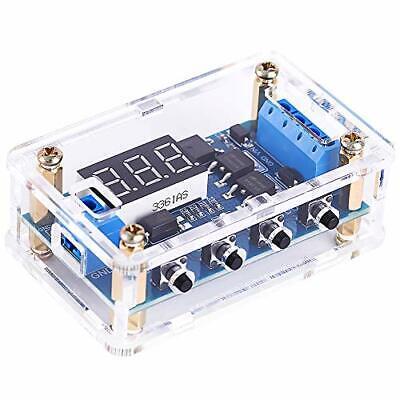 Timer Delay Relay Dc 5v 12v 24v On Off Timer Switch Programmable Trigger