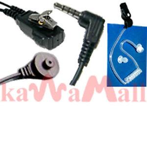 Coil-Tube-Ear-mic-for-Vertex-Yaesu-VX-210-150-180-Radio