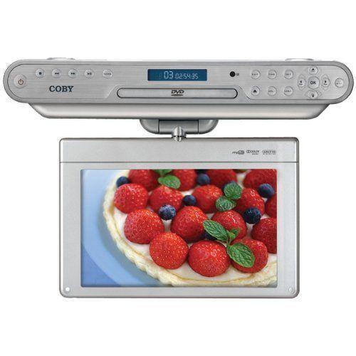Kitchen Under Cabinet Radio Cd Player: Under Cabinet DVD Player