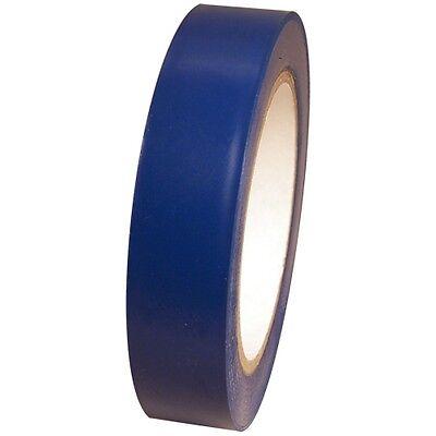 Dark Blue Vinyl Tape 1 Inch X 36 Yd. 1 Roll. Spvc