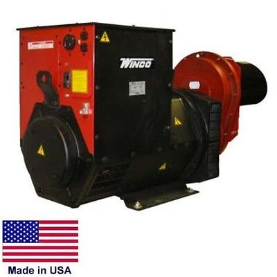 Generator - Pto Driven - 100 Kw - 100000 Watts - 120240v - 1 Phase Industrial