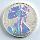 Silver Eagle Hologram
