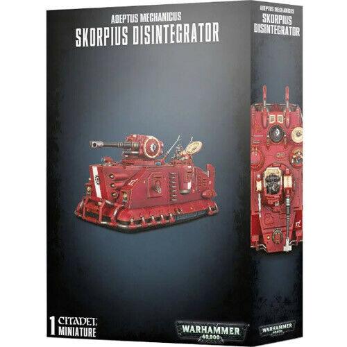 ADEPTUS MECHANICUS SKORPIUS DISINTEGRATOR Warhammer 40K GW