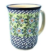 Polish Pottery Coffee Mugs