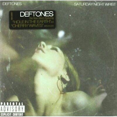 Deftones - Saturday Night Wrist [New CD] Explicit
