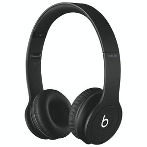 Beats Solo HD  Headphones- Black or White- NEW in box