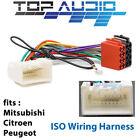 Car Audio & Video Wire Harnesses for Mitsubishi CJ