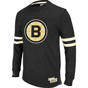 Cooperative New Boston Bruins Mens Size L Large Gray Majestic Shirt Msrp Hockey-other Sports Mem, Cards & Fan Shop