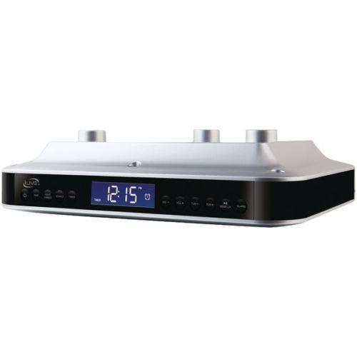 Sony Under Cabinet Kitchen Cd Player Clock Set Clock