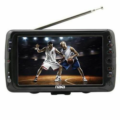 Naxa NT-70 7-inch Portable TV & Digital Multimedia Player wi