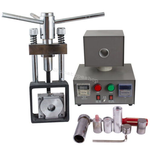 A Dental Flexible Denture material Injection System Machine heater heating press