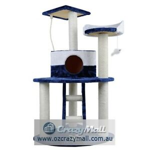 Cat Tree Scratching Pole 120cm Height Sydney City Inner Sydney Preview