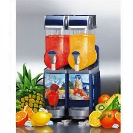 -,,Faby slush machine 2x10ltr ,Delivery: 1 to 2 working days_,,cash and collection_,,good quality,,