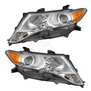 Venza Headlight