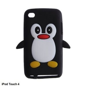 Penguin Case for ipod Touch
