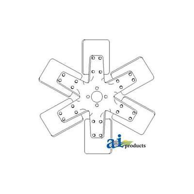 521269m1 6-blade Radiator Fan For Massey Ferguson 175 255 265