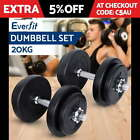 15.1-20kg Weight Per Unit Dumbbells