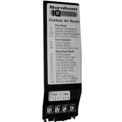 Burnham 102723-01 Outdoor Reset Iq Option Card Kit