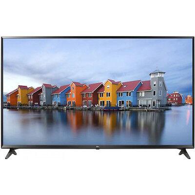 LG 49 Inch 4K UHD HDR Smart LED TV / 3 x HDMI / 2 x USB / 2017 Model | 49UJ6300