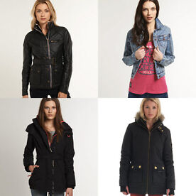 Superdry women's jackets