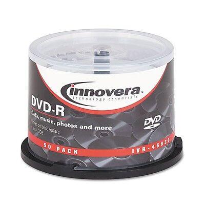 Innovera DVD-R Discs - 46830