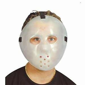 Glow-in-the-dark Jason Halloween Mask (Friday the 13th)
