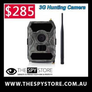 Outdoor Night Vision Farm Trail Camera 3G hunting camera Security