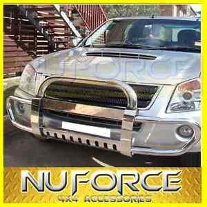 Isuzu D-Max (2008-2011) / Holden Rodeo (2004-2008) Colorado Nudge Bar / Bull Bar