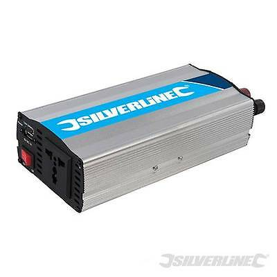 Inverter Invertor Tool Converts 12V Power Supplies to 230V AC mains 700W socket