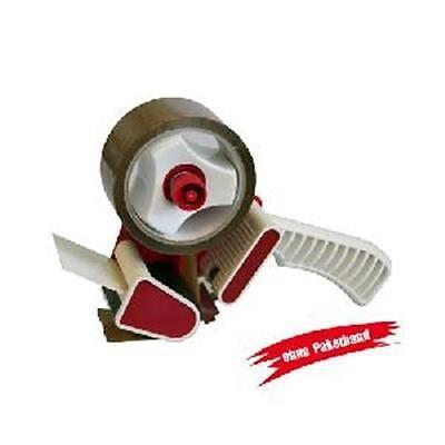 Testrut Paketbandabroller für Klebeband bis 50mm Breite Schnäppchenangebot
