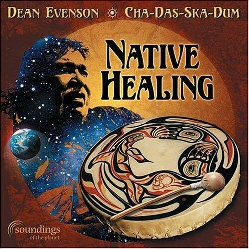 Dean Evenson - Native Healing [New CD]