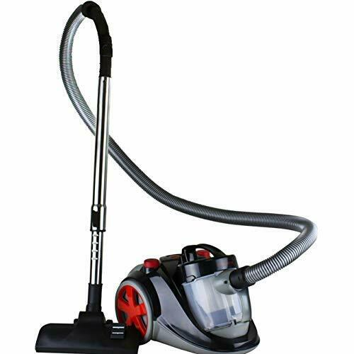 Ovente Bagless Canister Vacuum Cleaner - OVERSTOCK SALES
