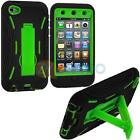 iPod Touch 4th Generation Case Hard Hybrid