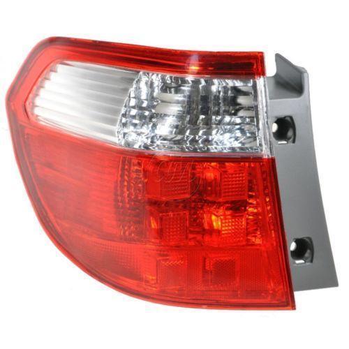 08 Honda Odyssey Tail Light Ebay