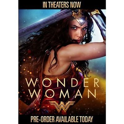 Wonder Woman  Dvd 2017  New  Action  Adventure  Pre Order Ships On 09 19 17